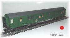 Märklin 43991 expressgut-gepäckwagen mdyg 986 de DB de la Cruz Roja #