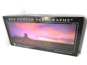 Vtg 2000 Ken Duncan Jigsaw Puzzle 748 Pieces Monument Valley Landscape
