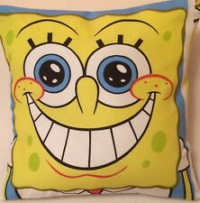Spongebob Squarepants Handmade Cushion Cover/Pillow Case 12 x 12 inch