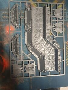Warhammer 40k Wall of Martyrs Imperial Defense Line B