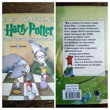 Harry Potter e la pietra filosofale Salani 2001