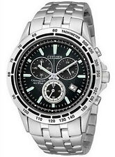 Citizen Chronograph Stainless Steel Men's Watch AN7020-54L