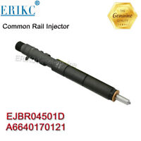 EJBR04501D DIESEL INJECTOR 04501D A6640170121 For Delphi SSANGYONG KYRON ACTYON