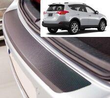 Toyota Rav4 MK4 - Carbone Style Pare-Chocs Arrière Protection
