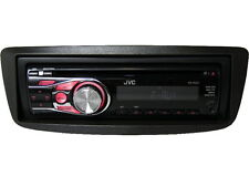 JVC CD MP3 USB Aux  Radio + Blende + Stecker Toyota Aygo Peugeot 107 Cirtoen C1