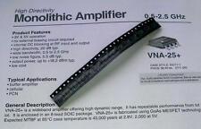 1 pcs vna-25 Mini Circuits 0,5-2,5ghz High directivity amp. 16db GaAs (m1486)