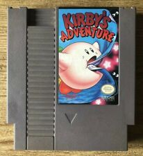 Kirby's Adventure - Nes ( Nintendo Entertainment System ) Game Only !