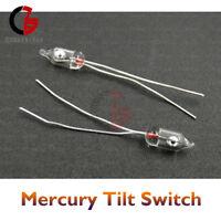 =Lot of 20 pcs==Metal Ball Tilt Switch RoHS 24V//0.3A Alarm Motion Position Angle