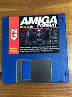 Amiga Format Magazine Cover Disk 63b G2 tested & working