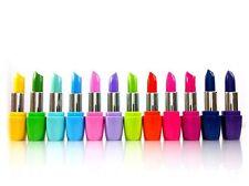 KLEANCOLOR Set of 12 Femme Lipstick Hydra Glide Lipstick w/ Aloe Vera Vitamin E