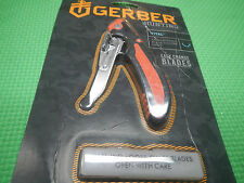 Gerber Vital Fixed Blade Knife, Exchangeable Blade