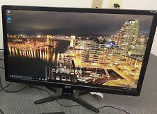 "Acer G Series G246HL Abd 24"" Widescreen HD LED Lit LCD Monitor w/ Power Cord"