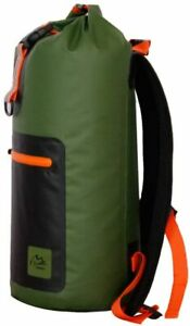 Summitter- Dry Bags Waterproof Backpacks 20L-dark green