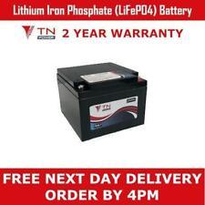 TN30 LiFePo4 30Ah Golf Mobility Battery 12.8V Lithium Iron Heavy Duty Long Life