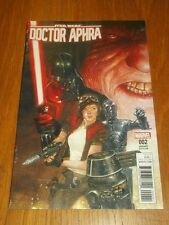STAR WARS DOCTOR APHRA #2 MARVEL COMICS DORMAN VARIANT