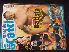 ** Stars du catch n°2 Poster Randy Orton vs Undertake -- Rey Mystério