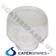 INTERNAL PIZZA OVEN GLASS HEAT LAMP SCREW ON LENS CAP BULB COVER VARIOUS MODELS