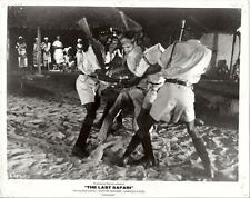 Kaz Garas in The Last Safari 1967 original movie photo still 11738