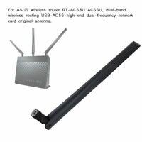 3PCS 5dBi Dual Band Wireless WiFi Router Antenna RP-SMA For ASUS RT-AC68U AC66U
