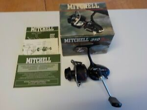 Vintage Garcia Mitchell 310UL, Reel Never Used? Original Box,Manuals