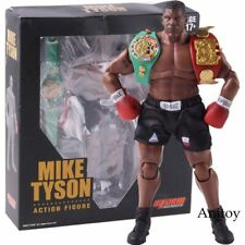 King of Boxing Mike Tyson Boxer with 3 Head Sculpts Action Figure Model  Kid Toy