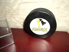 NHL Pittsburgh Penguins ( Inglas Co.) Hockey Puck With Case