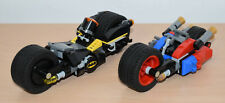 Lego 76053 DC Super Heroes: Gotham City Cycle Chase (usado, sin minifiguras)