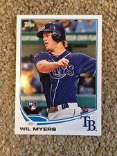 +++ Wil Myers 2013 Tarjeta de béisbol Topps Rc #US200 - Tampa Bay Rays +++