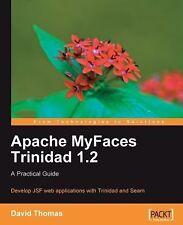 Apache MyFaces Trinidad 1.2 by David Thomas Paperback Book (English)