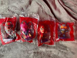 2020 Marvel Studios Heros Avengers McDonalds Toys Lot Vision Wanda Falcon