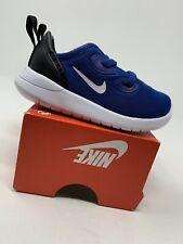 TODDLER BOYS: Nike Hakata Shoes, Blue - Size 5C AO1248-400