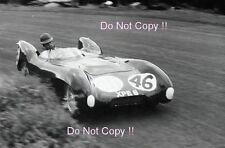 Colin Chapman Lotus MK9 Dundrod 1955 Photograph