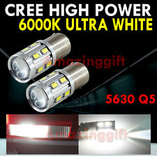 1156 High Power CREE Q5 LED 5630 Chip Turn Signal Blinker LED Light Bulbs