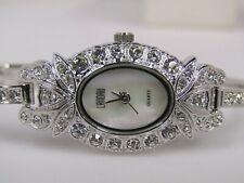 Landau Bracelet Style Watch Silver-tone