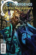 CONVERGENCE: DETECTIVE COMICS #1-2 (2015) HUNTRESS, ROBIN, RED SON SUPERMAN, NM