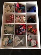Hair Bows For Girls (12 Months For All Seasons)