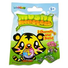 Moshi Monsters Series 2 Charmling Random Foil Pack incl 1 bracelt + 2 charmlings