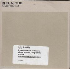 FABRIC30 Rub-N-Tug CD - Card Sleeve Promo