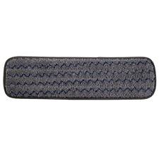Executive Multi Purpose Microfiber Wet Flat Mop Pad, Single-Sided