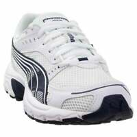 Puma Axis Lace Up Sneakers  Casual    - White - Mens