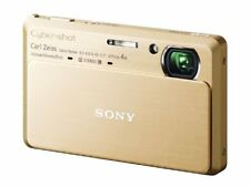 SONY Digital Camera Cybershot TX9 1220 CMOS / Optical x4 / Digital x8) Gold DSC-