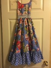 Matilda Jane Heart Song Maxi The Adventure Begins Dress Size 6