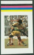 Bhutan 1982 World Cup Soccer SS master proof