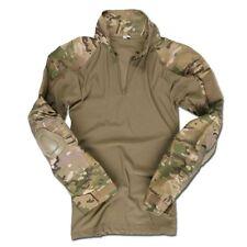 Tactical Hemd Combat Shirt Feldjacke Einsatzhemd Warrior arid-woodland