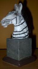 Greenbrier International Zebra Bust Statuette - Free Shipping!
