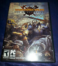 WARHAMMER ONLINE AGE OF RECKONING PC 2008  PC