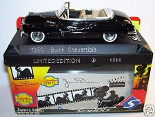 SOLIDO BUICK CONVERTIBLE 1950 NOIRE JAMES DEAN REF 1362 1/43 BOX LIMITED EDITION