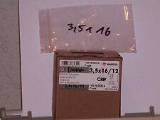 Würthschrauben 3,5 x 16 Würth ASSY Schrauben  150 Stück NEU