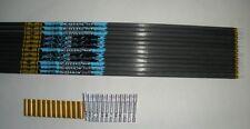 Gold Tip Kinetic KAOS 400 Carbon Arrow Shafts 1 Dz.