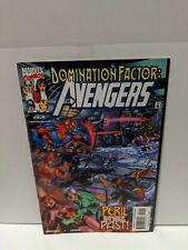 Domination Factor Avengers #2 December 1999 Marvel Comics
